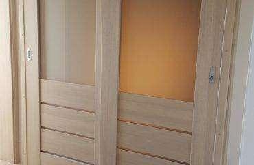 drzwi łazienkowe
