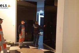 drzwi szare pokojowe
