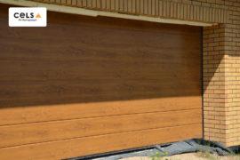 nietypowa brama garażowa