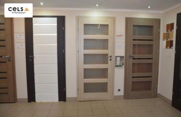 drzwi pokojowe do bloku