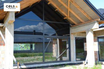 Okna pcv - realizacje