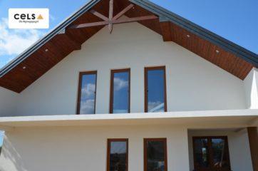 dom okna Suwałki