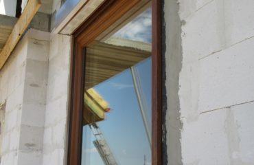 Cels, okna, drewniane