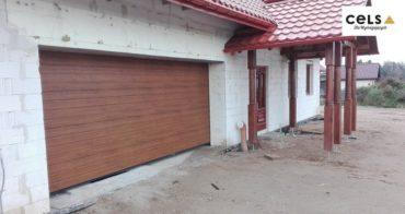 Nasze realizacje - Bramy garażowe