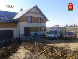 izolacje domów pianką PUR