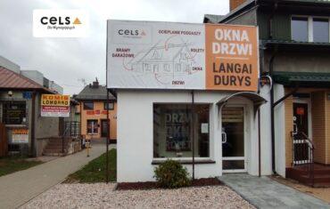 Salon CELS ul. Pułaskiego 32c