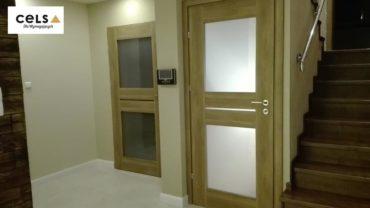 drzwi pokojowe, dre