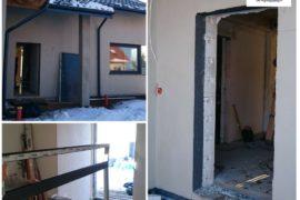 drzwi stalowe zewnętrzne, stalowe,