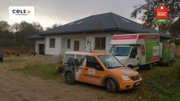 Izolacja z pianki – Gołdap – ul. Stadionowa