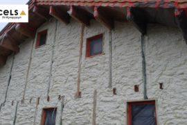 Ocieplenie domu drewnianego – Gąski woj. zachodniopomorskie