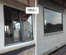 energooszczędne okna pcv, ciepły montaż, pianka Soudal, montaż okien Suwałki,