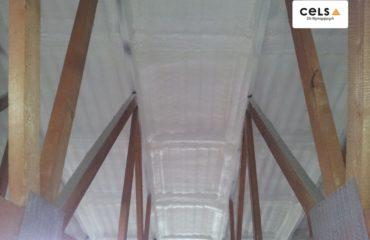 Taciewo – ocieplenie chlewni 450 m2