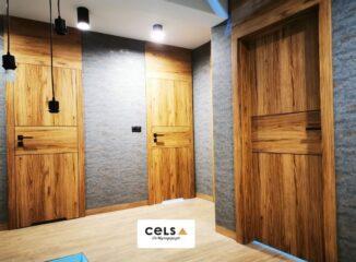 Drzwi wewnętrzne - realizacje