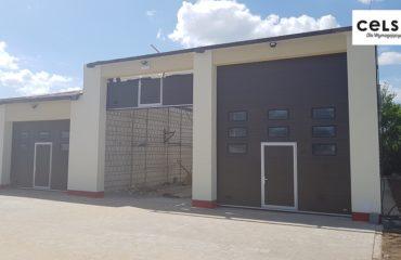 bramy garażowe, bramy garażowe przemysłowe Suwałki, bramy segmentowe,