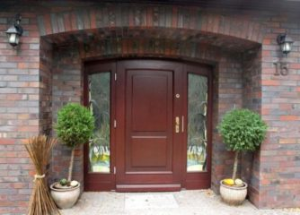 drzwi antywłamaniowe, zewnętrzne, cels