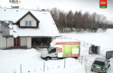 Zimowe inwestycje – ocieplanie pianką w niskich temperaturach