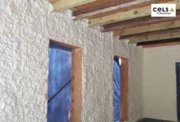 Ocieplenie ścian i poddasza w domu drewnianym