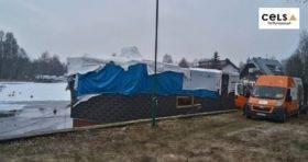 Izolacja łodzi pianką poliuretanową - Augustów