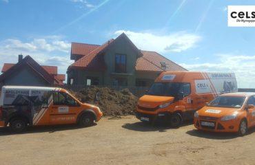 Ocieplenie poddaszy Suwałki - nowe osiedle