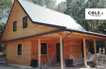 Ocieplenie domu drewnianego - woj. lubelskie