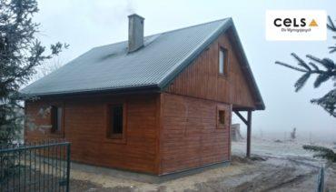 Ocieplenie ścian i dachu - dom drewniany