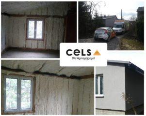 Ocieplenie dachu i ścian