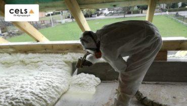 Ocieplenie stropu betonowego od zewnątrz