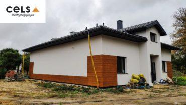 Ocieplenie poddasza - dom parterowy