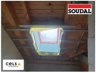 Ocieplenie dachu i okien dachowych