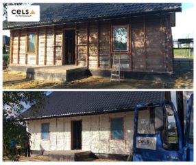 termomodernizacja, dom, termomodernizacja budynku, modernizacja, ocieplenie,