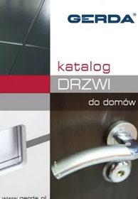 Gerda Drzwi domowe katalog 2020.