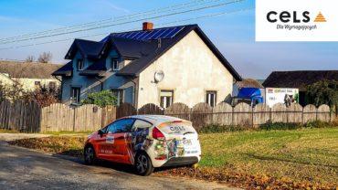 Ocieplenie budynków pianą PUR otwarto-komórkową w województwie Lubelskim