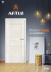 Katalog drzwi Artus 2020.