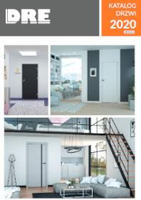 Katalog DRE Drzwi wewnętrzne 2020