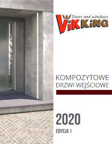 Katalog drzwi kompozytowych Vikking.