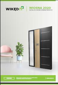 Katalog drzwi Wikęd 2020.