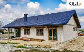 CELS ocieplanie budynków pianą PUR Soudal iwełną skalną Rockwool Granrock Paroc Termex