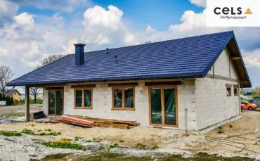 CELS ocieplanie budynków pianą PUR Soudal i wełną skalną Rockwool Granrock Paroc Termex
