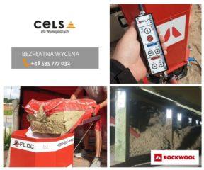 Centrum Ociepleń CELS Ożarów Mazowiecki Wełna Skalna Rockwool Granrock Paroc Termex