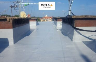 Naprawa dachu płaskiego