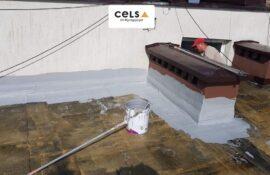 membrana, hydroizolacja, whitechem, dach płaski, bitomiczna,